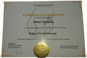 Diploma Trigger